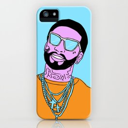 Icy Like 1017 iPhone Case