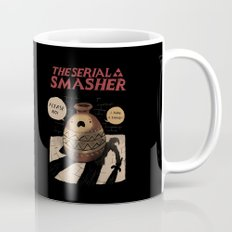 the serial smasher Mug