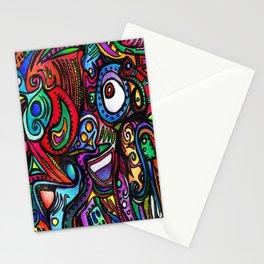 JellyFace Stationery Cards