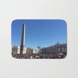 Vatican City Bath Mat