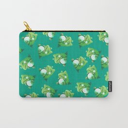 Substitute pattern Carry-All Pouch