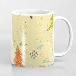 Cute Spruce Forest Coffee Mug