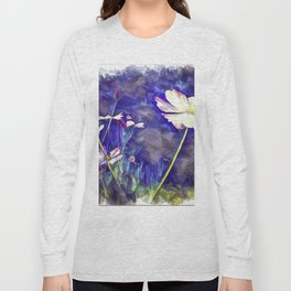 The Gathering Of The Cosmos Long Sleeve T-shirt