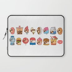 Puglie Food Collection 3 Laptop Sleeve