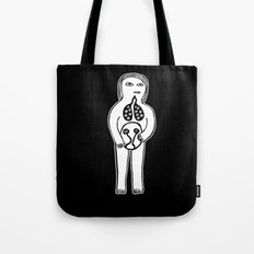 nightdress Tote Bag
