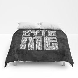 Byte Me Comforters