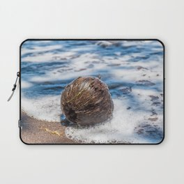Coconut in Sea-foam II Laptop Sleeve