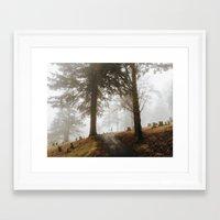 portland Framed Art Prints featuring Portland  by Joe Greer