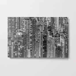 HONG KONG 23 Metal Print