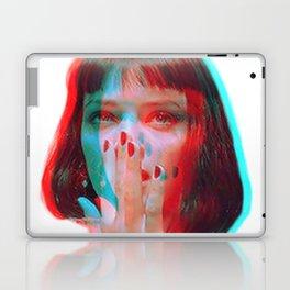 """I said goddamn. Goddamn"" - MIA WALLACE Laptop & iPad Skin"