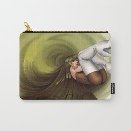 Time Antigrav - green Carry-All Pouch