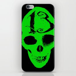 chared iPhone Skin