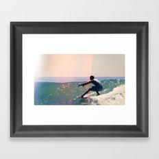 Nathaniel Reeves - Malibu - 35mm Framed Art Print