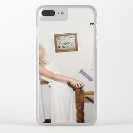 Vila Chã Clear iPhone Case
