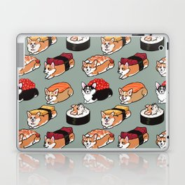 Sushi  Corgi Laptop & iPad Skin