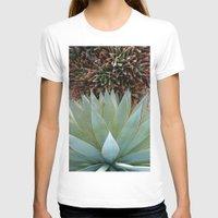 succulents T-shirts featuring Succulents by Juliette