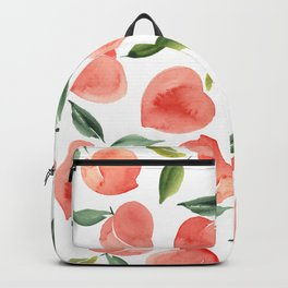 peaches Backpack