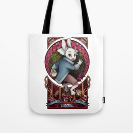 So Very Late Tote Bag
