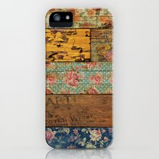 Barroco Style iPhone (5, 5s) Slim Case