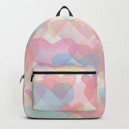 Floating Hearts Backpack