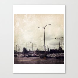 Urbania Two Canvas Print