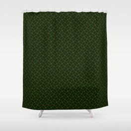 Christmas 002b Shower Curtain