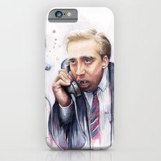 Nicolas Cage Vampire Meme Slim Case iPhone 6