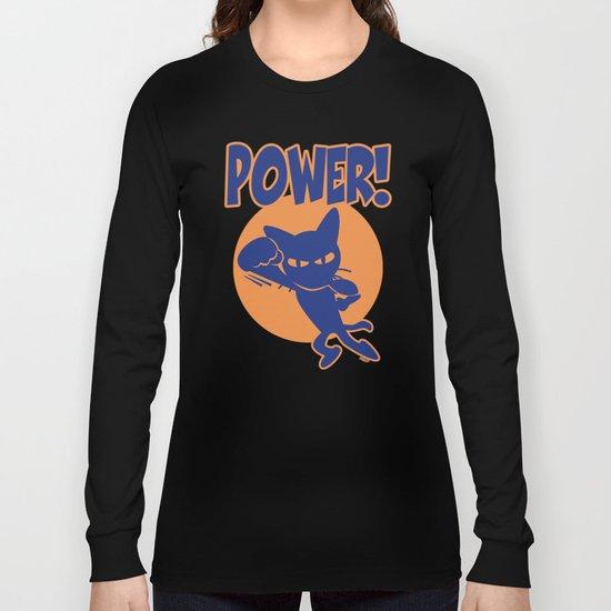 Power! Long Sleeve T-shirt
