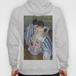 Mary Cassatt - The Child's Bath Hoody