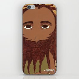 Saint John the Baptist iPhone Skin
