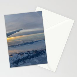170. Field Testing NASA's New Carbon-Dioxide Measuring Instrument Stationery Cards