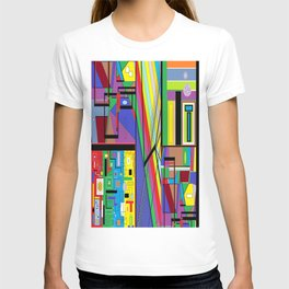 Geometry Abstract T-shirt