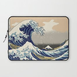 The Great Wave Laptop Sleeve