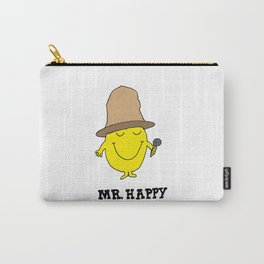 Mr. Happy Carry-All Pouch