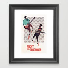 We Are Robots - Flight of the Conchords Framed Art Print