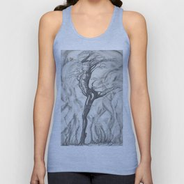 Dance With Me Unisex Tank Top