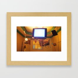 lematha Framed Art Print