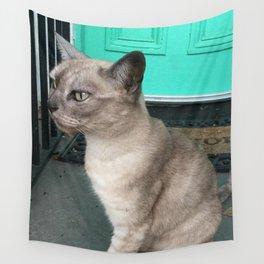 Australia cat Wall Tapestry