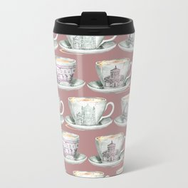 Florence coffee cup print Travel Mug