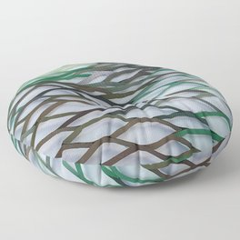 Leaf Collective Floor Pillow