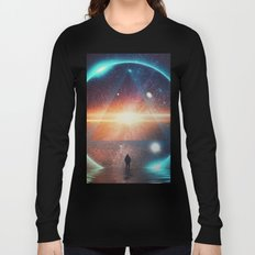 seeing the lights Long Sleeve T-shirt