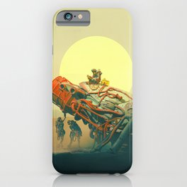 The Engineers iPhone Case