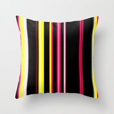 Stripes 4 Throw Pillow