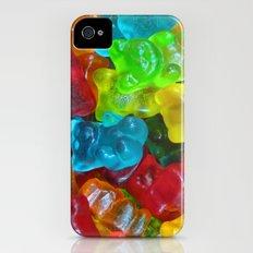 Gummy Bears Slim Case iPhone (4, 4s)