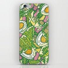 Ceasar Salad iPhone & iPod Skin