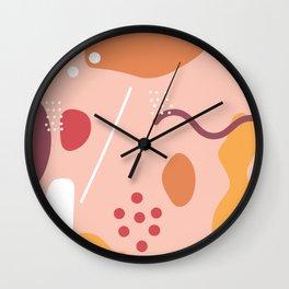IIIII 41 Wall Clock