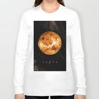 venus Long Sleeve T-shirts featuring VENUS by Alexander Pohl