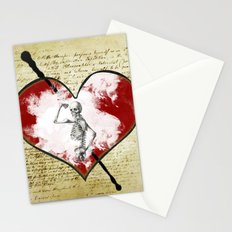 Heart #2 Stationery Cards