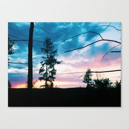 Upstate NY Can Be Pretty Sometimes Canvas Print