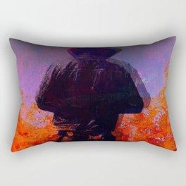 Cowboy 2 Rectangular Pillow
